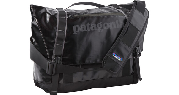 Patagonia Black Hole Messenger 24L Black